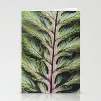 fern Stationery Cards featuring fern by Bonnie Jakobsen-Martin