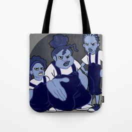 The Gross Sisters Tote Bag