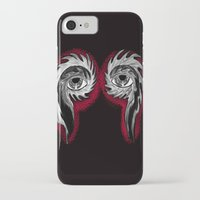 tool iPhone & iPod Cases featuring Tool Aura by SnowVampire