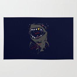 Monster Shark Rug
