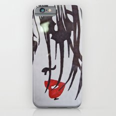 Red Lips Slim Case iPhone 6s