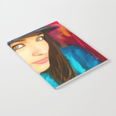 Colourful Vibes Notebook
