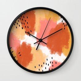 Living Colors Wall Clock
