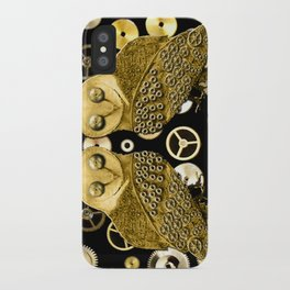 Cogs and Owls iPhone Case