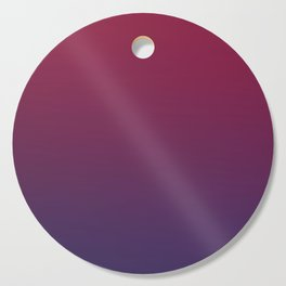 DESTINATION - Minimal Plain Soft Mood Color Blend Prints Cutting Board