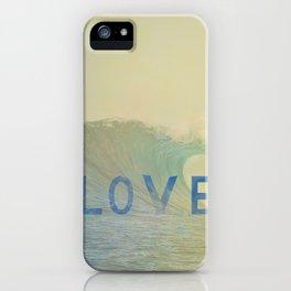 love surf iPhone Case