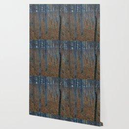 Gustav Klimt - Beech Grove Wallpaper