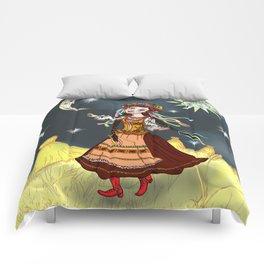 Slavic Rhapsody Comforters