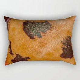 Cotton Harlequin Bug Rectangular Pillow