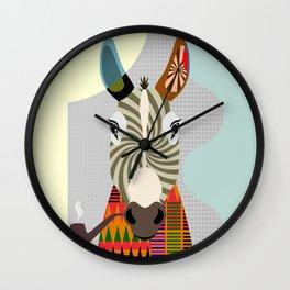 Ass Donkey Wall Clock