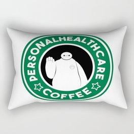 Personal Healthcare Coffee Rectangular Pillow