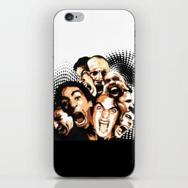 Shout iPhone Skin