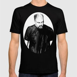 DARK COMEDIANS: Louis C.K. T-shirt