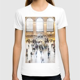 Grand Central Station New York City T-shirt