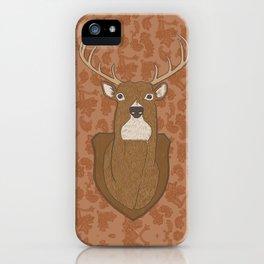 Regal Stag iPhone Case