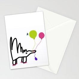 Aardvark Balloon Stationery Cards