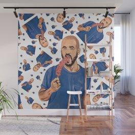BOB DALLAS ALL OVER PRINT BY ROBERT DALLAS Wall Mural