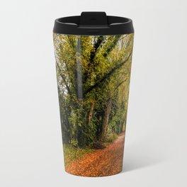 Autumn Avenue Travel Mug