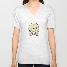 12# Skull Unisex V-Neck