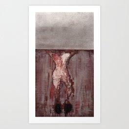 Diseased Art Print