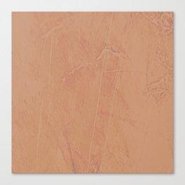 Cameo Thatch Canvas Print