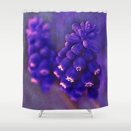 Muscari. Shower Curtain