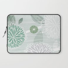 Abstract Floral by Friztin Laptop Sleeve