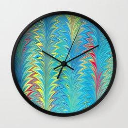Truffula Trees Wall Clock