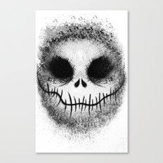 Bone Daddy aka Jack Canvas Print