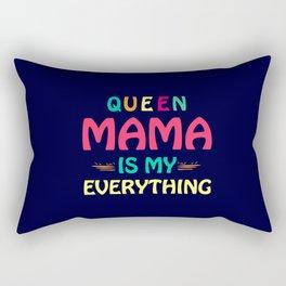 Queen Mum Rectangular Pillow
