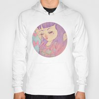 loll3 Hoodies featuring sea ♆ babe  by lOll3