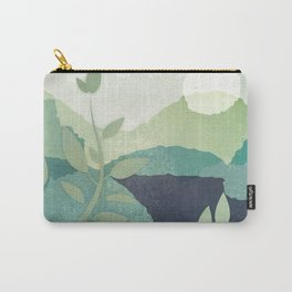 Peaceful Lake View 2 Carry-All Pouch