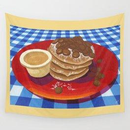 Pancakes Week 4 Wall Tapestry
