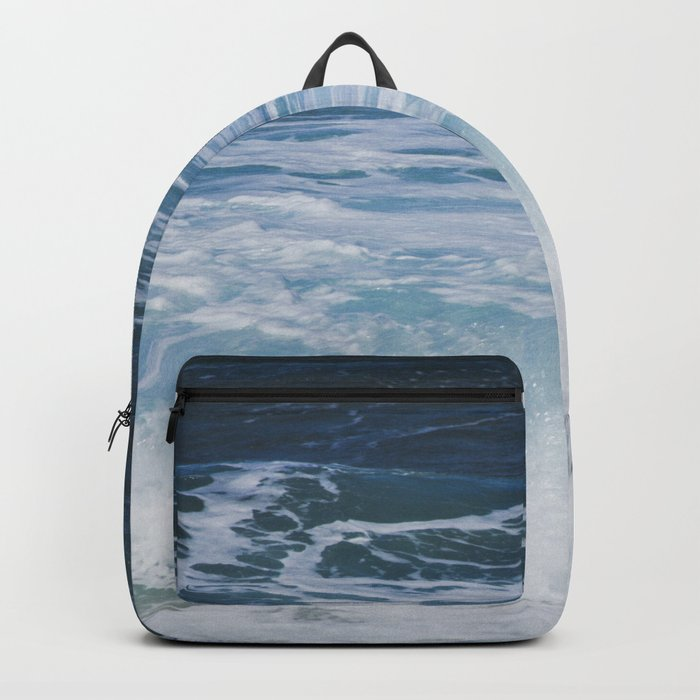 Ocean waves from the depths of the stars Backpack
