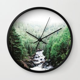 Lutsen, MN Wall Clock
