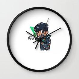 steezy kane Wall Clock
