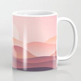 Moon hills Coffee Mug