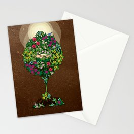 Earth Baby Stationery Cards