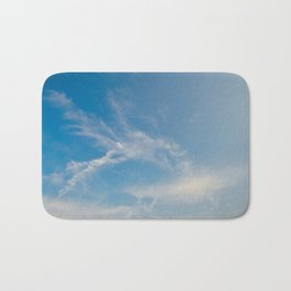 Hummingbird Cloud by Teresa Thompson Bath Mat