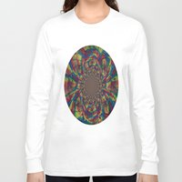 pixies Long Sleeve T-shirts featuring Where is my mind  by T.E.Perry
