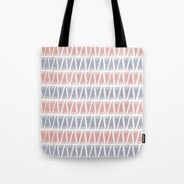 Tee Pee Pastel Tote Bag