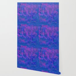 bluelove, variation on redlove Wallpaper