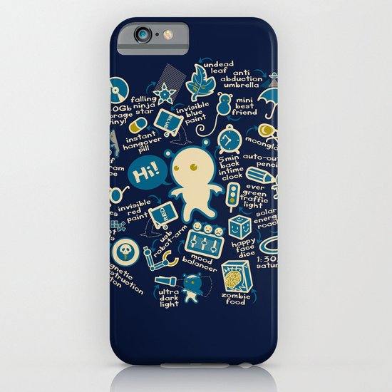 AWESOME BIBI'S GADGETS iPhone & iPod Case