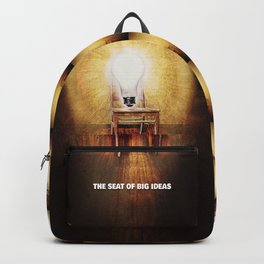 The Seat of Big Ideas Backpack