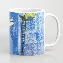 Superbunny on night duty Coffee Mug