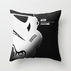 SW SOLDIER Throw Pillow