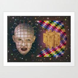 Hellraver Y2k420 Art Print