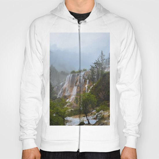 waterfall #society6 Hoody