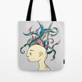 Mohawk Tote Bag