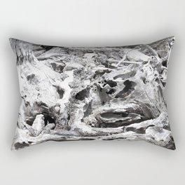 Just Driftwood Rectangular Pillow